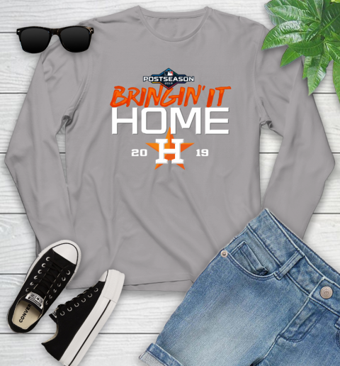 Bringing It Home Astros Youth Long Sleeve 5