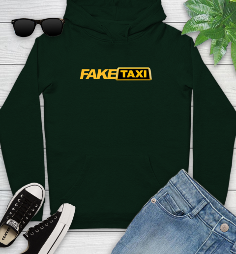 Fake taxi Youth Hoodie 13