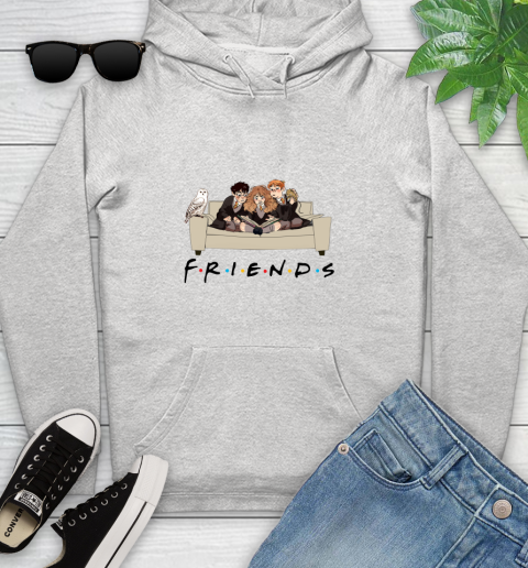 Harry Potter Ron And Hermione Friends Shirt Youth Hoodie 1