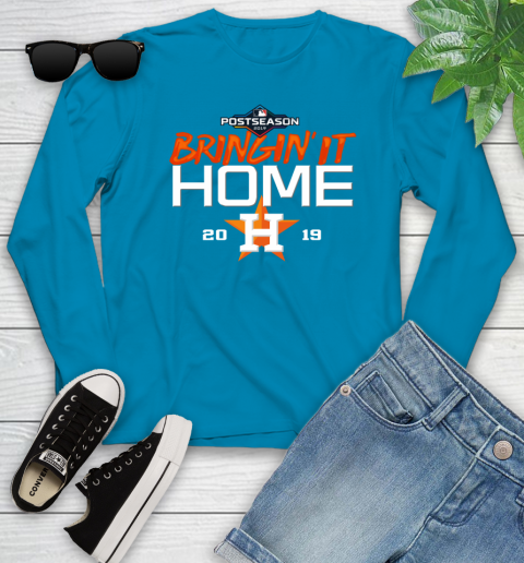 Bringing It Home Astros Youth Long Sleeve 8