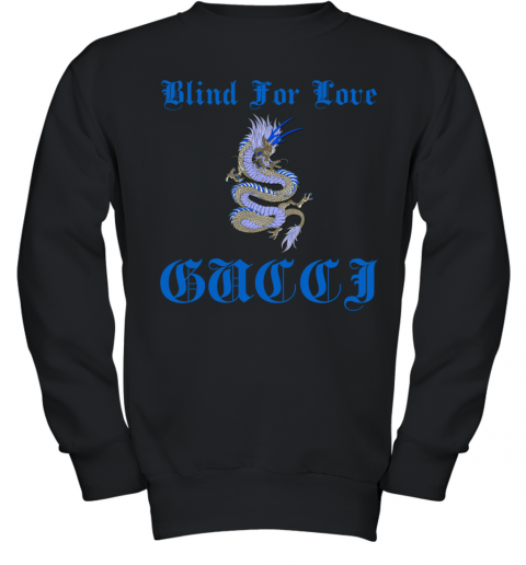 Gucci Blind For Love Youth Sweatshirt