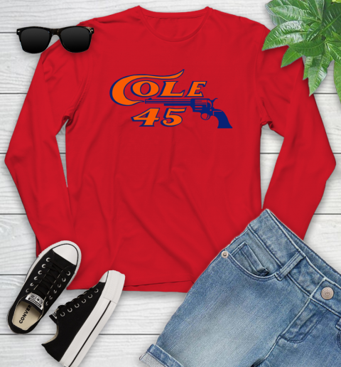 Cole 45 Youth Long Sleeve 11