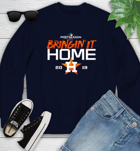 Bringing It Home Astros Youth Sweatshirt 2