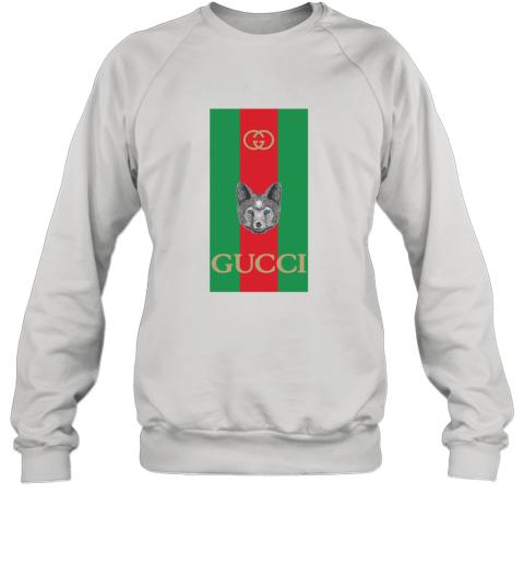 Gucci Logo Wolf Sweatshirt