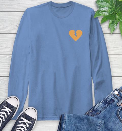 Marcus Lemonis broken heart Long Sleeve T-Shirt 11