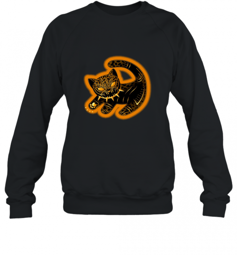 The Lion King Simba Black Panther Killmonger Sweatshirt