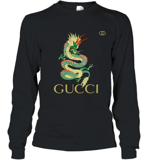 Gucci Dragon Premium Long Sleeve T-Shirt
