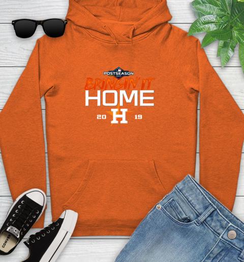 Bringing It Home Astros Youth Hoodie 4
