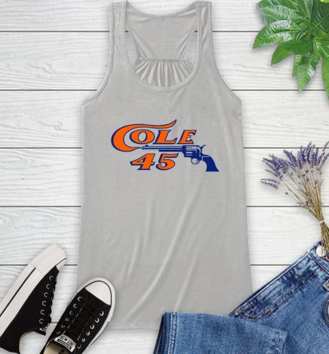 Cole 45 Racerback Tank 1