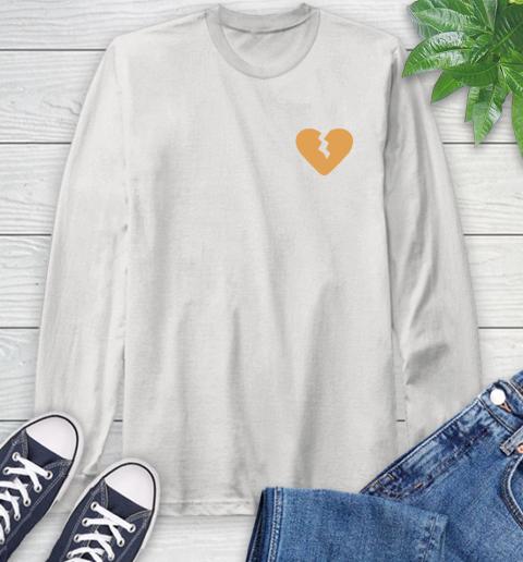 Marcus Lemonis broken heart Long Sleeve T-Shirt 1