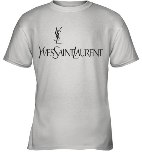ysl v neck Youth T-Shirt