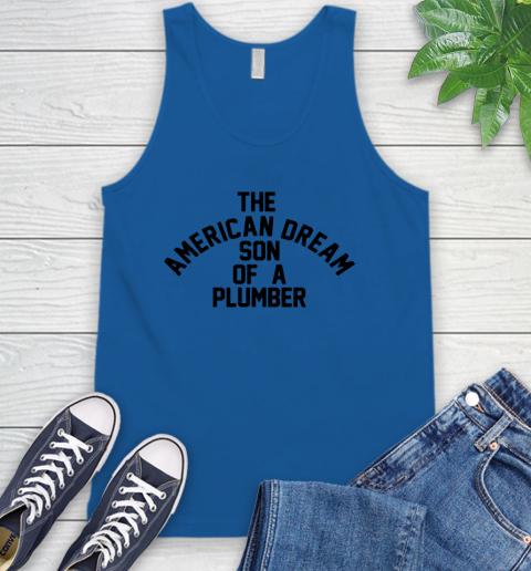Dusty Rhodes Son Of A Plumber Shirt Tank Top 3