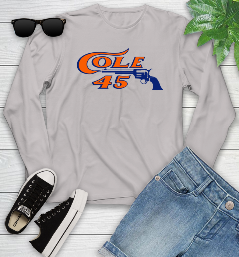 Cole 45 Youth Long Sleeve 12