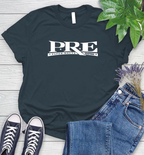 Paper Route Empire Women's T-Shirt 11