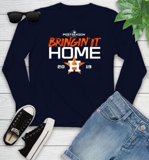 Bringing It Home Astros Youth Long Sleeve 2