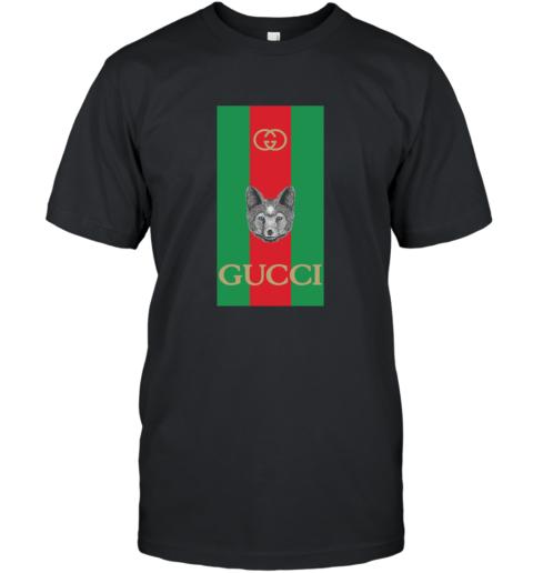 Gucci Logo Wolf T-Shirt