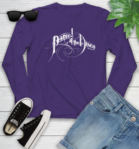 Panic At The Disco Youth Long Sleeve 4
