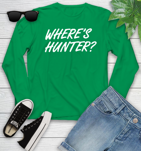 Where Is Hunter Youth Long Sleeve 7