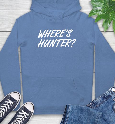 Where Is Hunter Hoodie 11