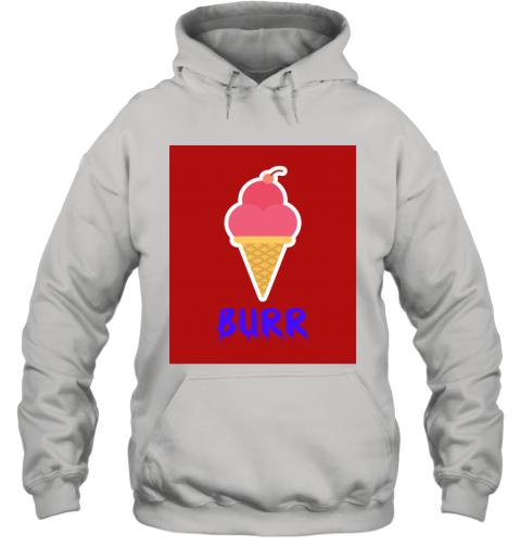 #Gucci Logo Cream Burr Hoodie
