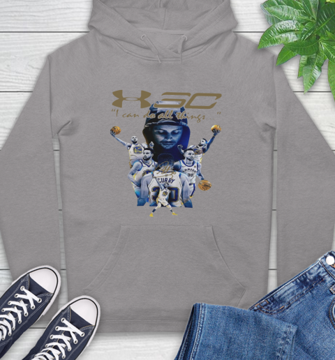 Stephen Curry I Can Do All Things Signature Hoodie 6
