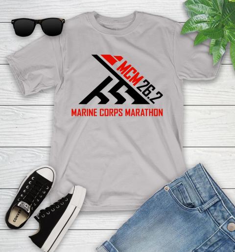 2018 Marine Corps Marathon Youth T-Shirt 10