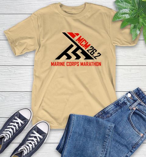 2018 Marine Corps Marathon T-Shirt 6