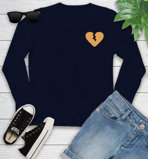 Marcus Lemonis broken heart Youth Long Sleeve 15