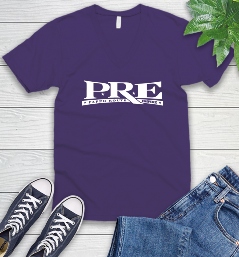 Paper Route Empire V-Neck T-Shirt 9