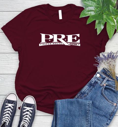 Paper Route Empire Women's T-Shirt 7