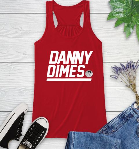 Danny Dimes Ny Giants Racerback Tank 5