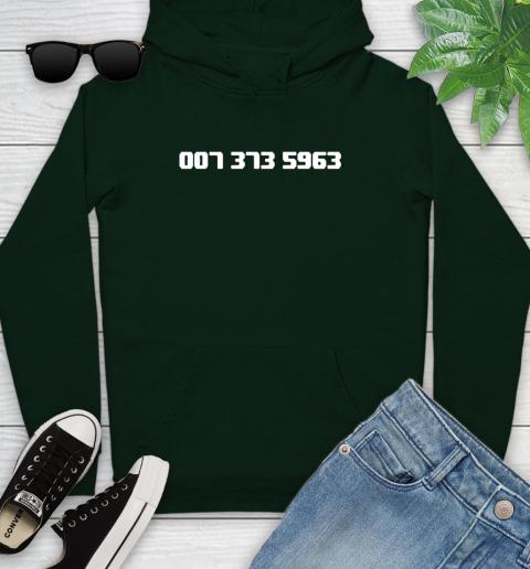 007 373 shirt Youth Hoodie 14