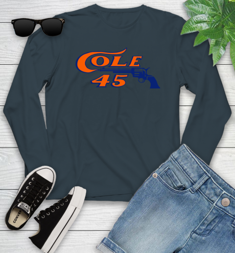 Cole 45 Youth Long Sleeve 8