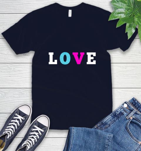 Love Shirt Savannah Guthrie V-Neck T-Shirt 2