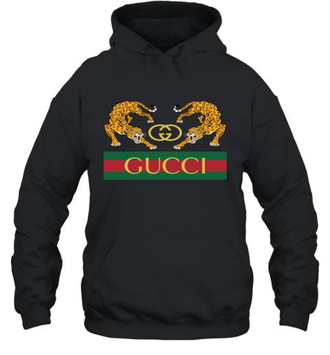 Gucci Jaguar Gucci Polo Hoodie