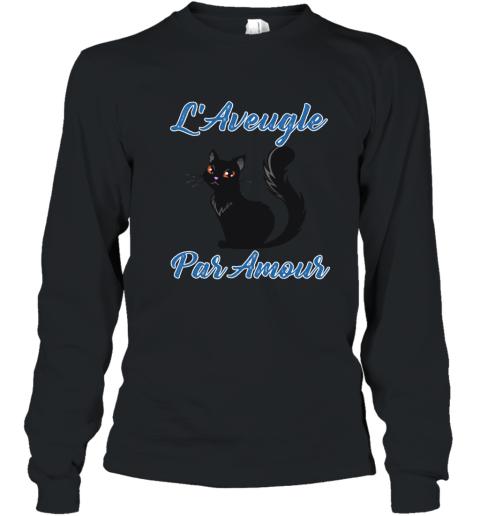 Gucci Black Cat Youth Long Sleeve T-Shirt