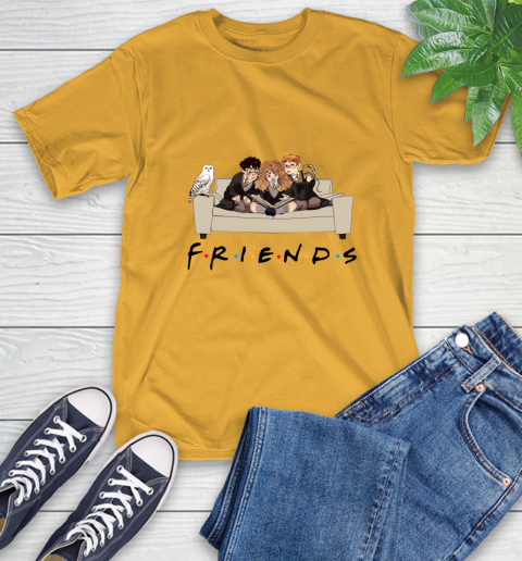 Harry Potter Ron And Hermione Friends Shirt T-Shirt 2