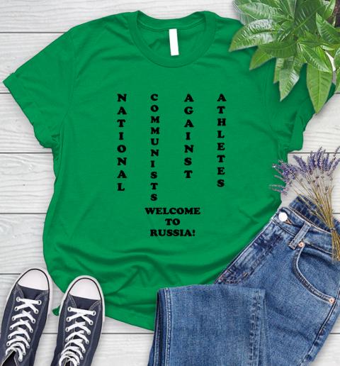 Brian Bosworth Ncaa Women's T-Shirt 4