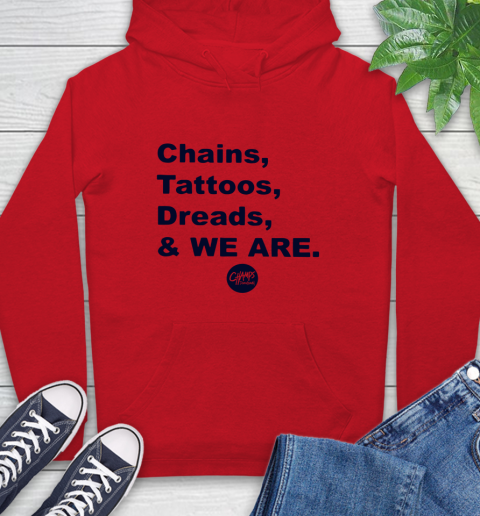 Penn State Chains Tattoos Dreads And We Are Hoodie 8