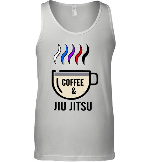 Coffee And Jiu Jitsu Tank Top