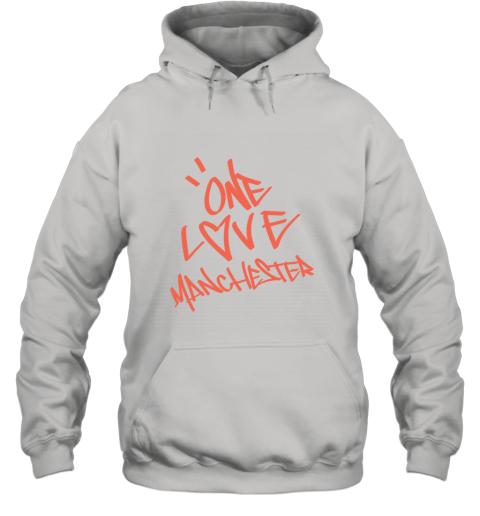 ARIANA GRANDE  ONE LOVE MANCHESTER Hoodie