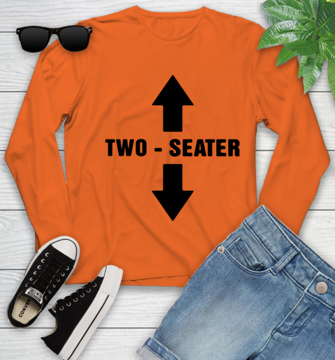 Two Seater Youth Long Sleeve 2