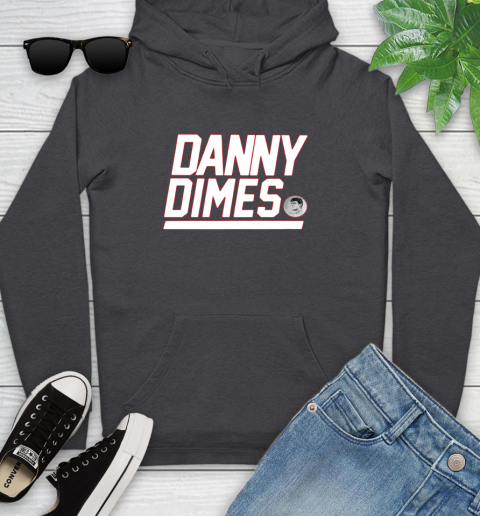 Danny Dimes Ny Giants Youth Hoodie 8