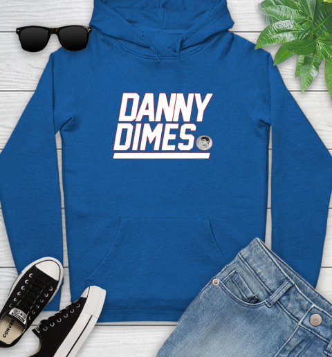 Danny Dimes Ny Giants Youth Hoodie 11
