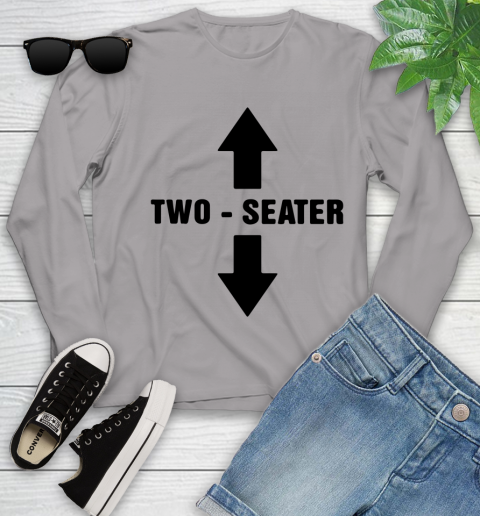 Two Seater Youth Long Sleeve 3